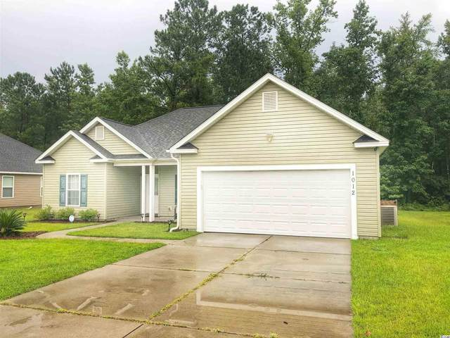 1012 Pine Ridge St., Conway, SC 29527 (MLS #2115739) :: Grand Strand Homes & Land Realty