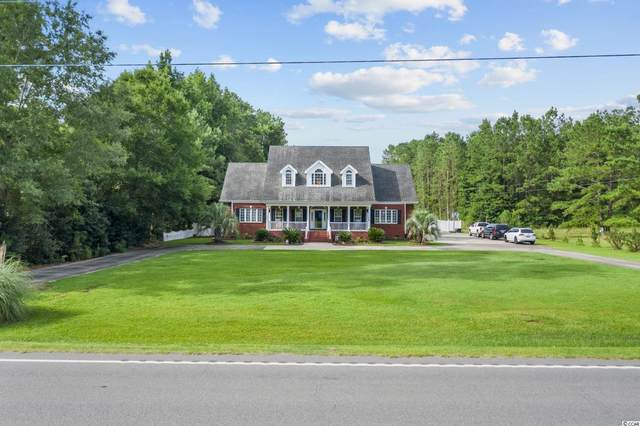 4551 Old Reaves Ferry Rd., Conway, SC 29526 (MLS #2115751) :: Leonard, Call at Kingston