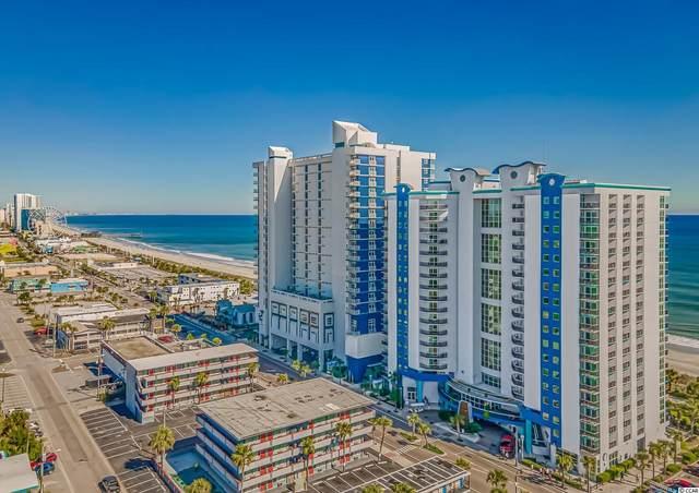 504 N Ocean Blvd. #1511, Myrtle Beach, SC 29577 (MLS #2115791) :: Jerry Pinkas Real Estate Experts, Inc