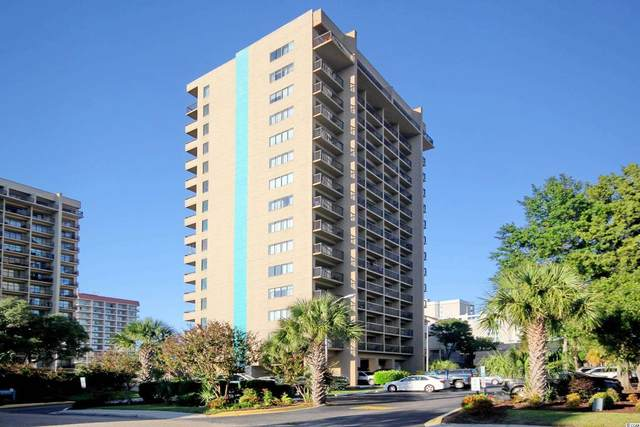 210 75th Ave N #4042, Myrtle Beach, SC 29572 (MLS #2115799) :: Jerry Pinkas Real Estate Experts, Inc