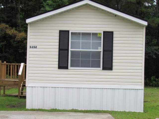5352 Strand Dr., Myrtle Beach, SC 29588 (MLS #2115801) :: Garden City Realty, Inc.
