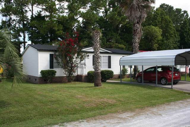 174 Queens Rd., Little River, SC 29566 (MLS #2115821) :: Homeland Realty Group