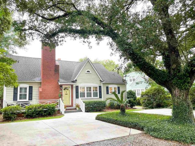 1129 Palmetto St., Georgetown, SC 29440 (MLS #2115826) :: Homeland Realty Group