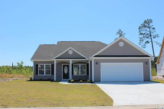 669 Heartwood Dr., Conway, SC 29526 (MLS #2115838) :: James W. Smith Real Estate Co.