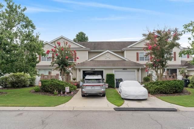 4496 Girvan Dr. B, Myrtle Beach, SC 29579 (MLS #2115839) :: Jerry Pinkas Real Estate Experts, Inc