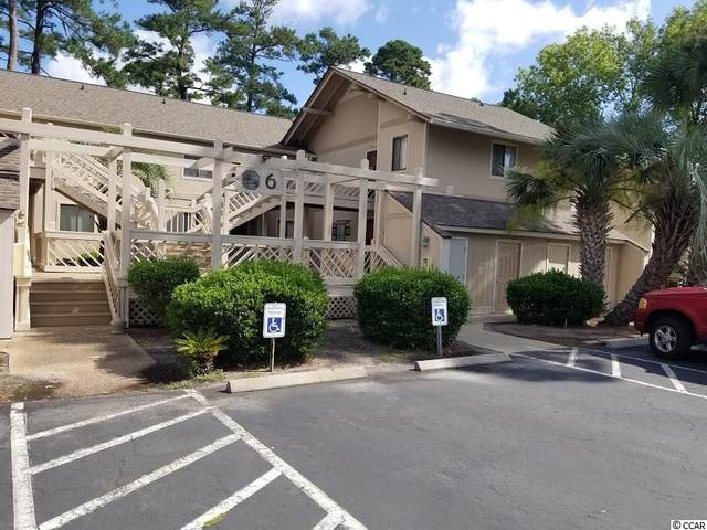 3015 Old Bryan Dr. 6-4, Myrtle Beach, SC 29577 (MLS #2115844) :: The Hoffman Group
