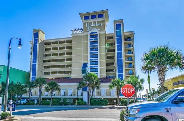1200 N Ocean Blvd. #709, Myrtle Beach, SC 29577 (MLS #2115861) :: Team Amanda & Co