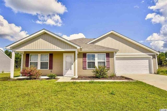 1309 Leatherman Rd., Conway, SC 29527 (MLS #2115882) :: The Litchfield Company