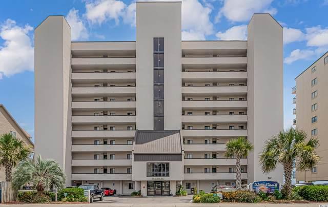 4111 S S Ocean Blvd. #203, North Myrtle Beach, SC 29582 (MLS #2115886) :: The Litchfield Company
