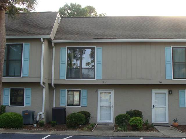 934 Villa Dr. #934, North Myrtle Beach, SC 29582 (MLS #2115898) :: James W. Smith Real Estate Co.