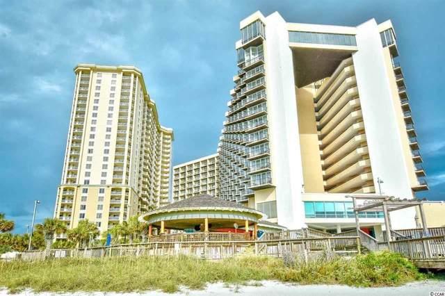 9994 Beach Club Dr. #1808, Myrtle Beach, SC 29572 (MLS #2115903) :: James W. Smith Real Estate Co.