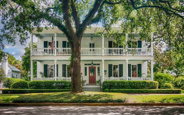 422 Prince St., Georgetown, SC 29440 (MLS #2115925) :: Leonard, Call at Kingston