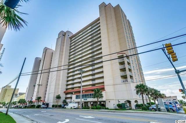 1625 S Ocean Blvd. S412, North Myrtle Beach, SC 29582 (MLS #2115926) :: Grand Strand Homes & Land Realty