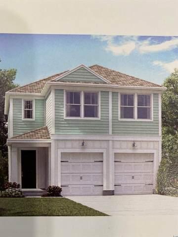 180 Marsh Deer Place, Surfside Beach, SC 29575 (MLS #2115945) :: The Litchfield Company