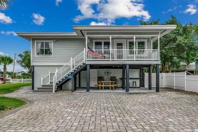 142 Holiday Dr., Garden City Beach, SC 29576 (MLS #2115951) :: Dunes Realty Sales