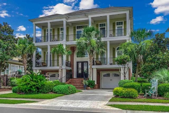 1506 Waterway Dr., North Myrtle Beach, SC 29582 (MLS #2115970) :: Duncan Group Properties