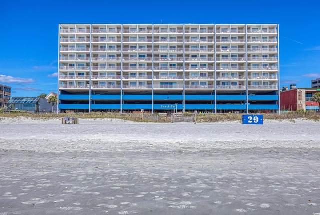 1709 S Ocean Blvd. #502, North Myrtle Beach, SC 29582 (MLS #2115974) :: Surfside Realty Company