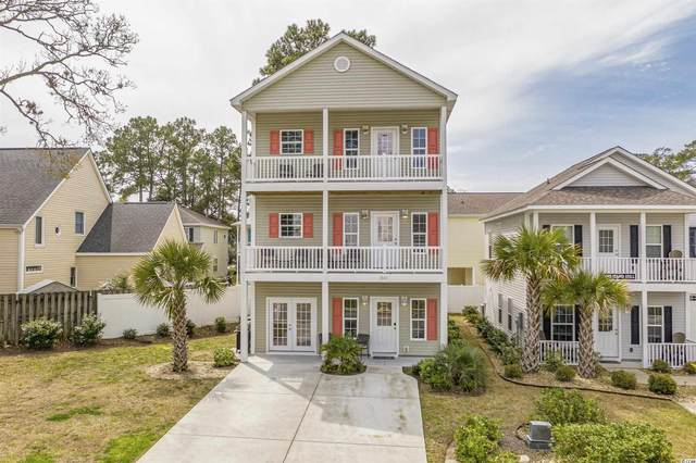841 9th Ave S 9th Ave. S, North Myrtle Beach, SC 29582 (MLS #2115984) :: The Litchfield Company