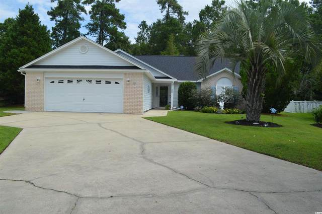 2489 Oriole Dr., Murrells Inlet, SC 29576 (MLS #2115994) :: Surfside Realty Company