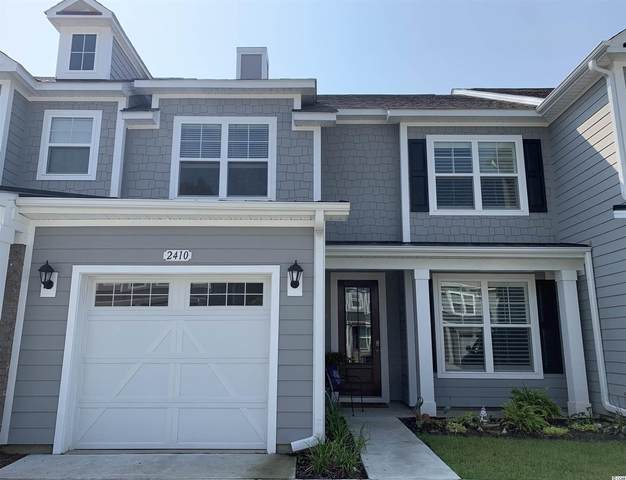 2410 Thoroughfare Dr. #2410, North Myrtle Beach, SC 29582 (MLS #2116016) :: Duncan Group Properties