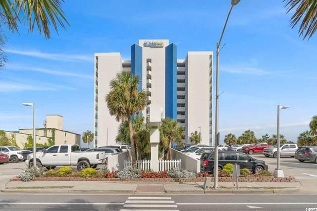 1905 S Ocean Blvd. #504, Myrtle Beach, SC 29577 (MLS #2116017) :: James W. Smith Real Estate Co.