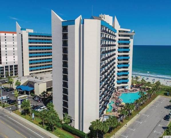7100 N Ocean Blvd. #1417, Myrtle Beach, SC 29572 (MLS #2116021) :: Surfside Realty Company