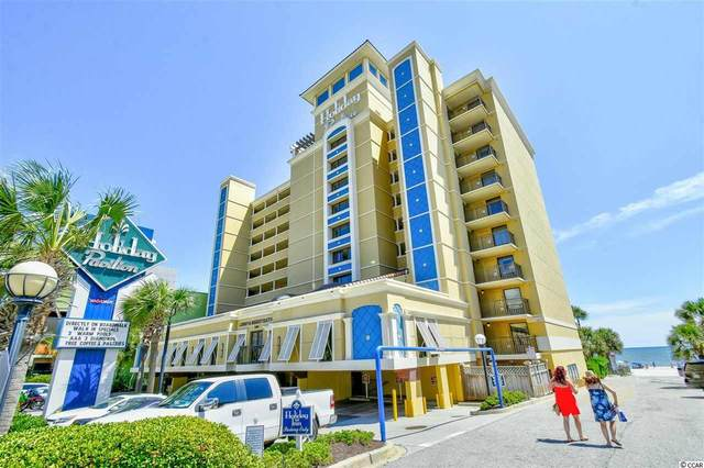 1200 N Ocean Blvd. #911, Myrtle Beach, SC 29577 (MLS #2116038) :: Surfside Realty Company