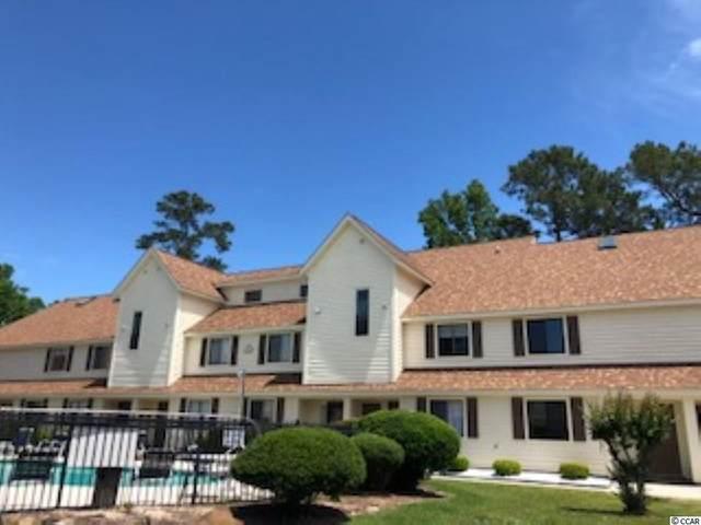510 Fairwood Lakes Dr. Unit 21T, Myrtle Beach, SC 29588 (MLS #2116046) :: The Litchfield Company