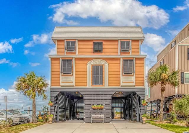 302 S Waccamaw Dr., Garden City Beach, SC 29576 (MLS #2116050) :: Garden City Realty, Inc.