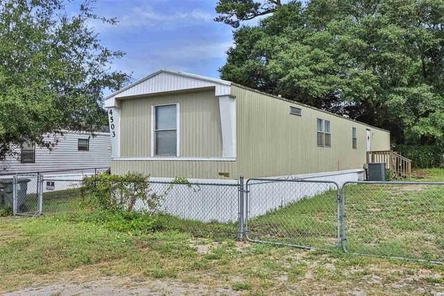 4503 Heron St., North Myrtle Beach, SC 29582 (MLS #2116120) :: Duncan Group Properties