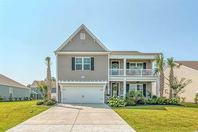 5441 Sunset Lake Ln., Myrtle Beach, SC 29579 (MLS #2116138) :: Duncan Group Properties