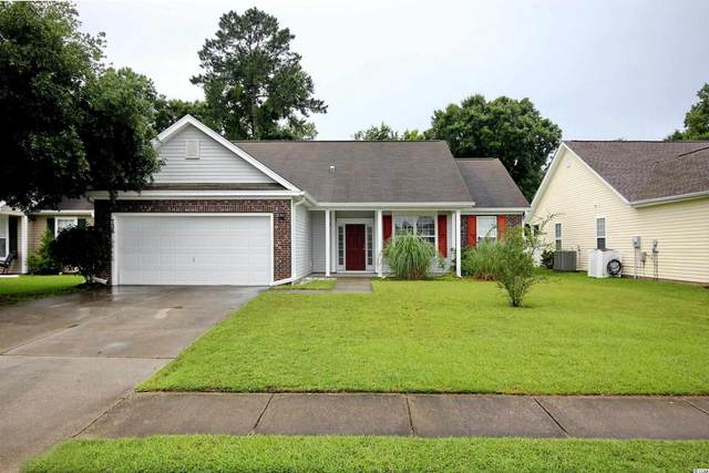 736 Indian Wood Ln., Myrtle Beach, SC 29588 (MLS #2116142) :: James W. Smith Real Estate Co.