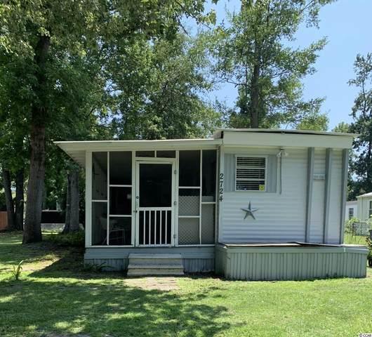 2724 Moonlight Dr., Myrtle Beach, SC 29575 (MLS #2116179) :: Homeland Realty Group