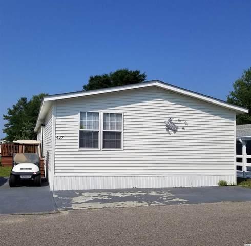 427 Meadowlark Dr., Surfside Beach, SC 29575 (MLS #2116184) :: Homeland Realty Group