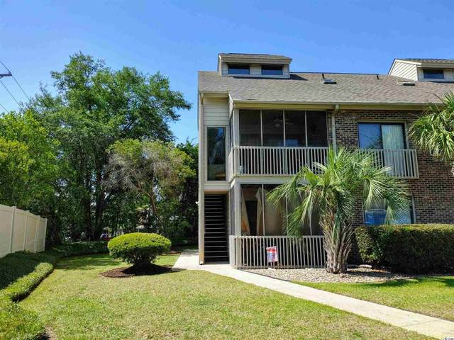 1356 Glenns Bay Rd. 101A, Surfside Beach, SC 29575 (MLS #2116195) :: The Lachicotte Company