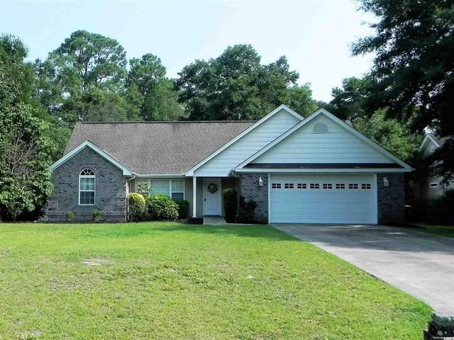 9131 Oak Ridge Plantation Dr. Sw, Calabash, NC 28467 (MLS #2116197) :: James W. Smith Real Estate Co.