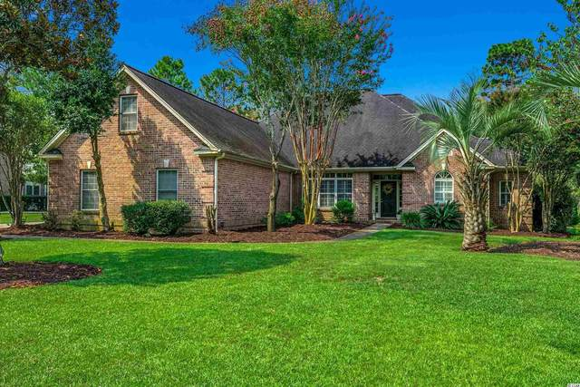 4222 Congressional Dr., Myrtle Beach, SC 29579 (MLS #2116215) :: James W. Smith Real Estate Co.