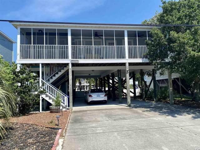 116 S Dogwood Dr., Surfside Beach, SC 29575 (MLS #2116217) :: Garden City Realty, Inc.