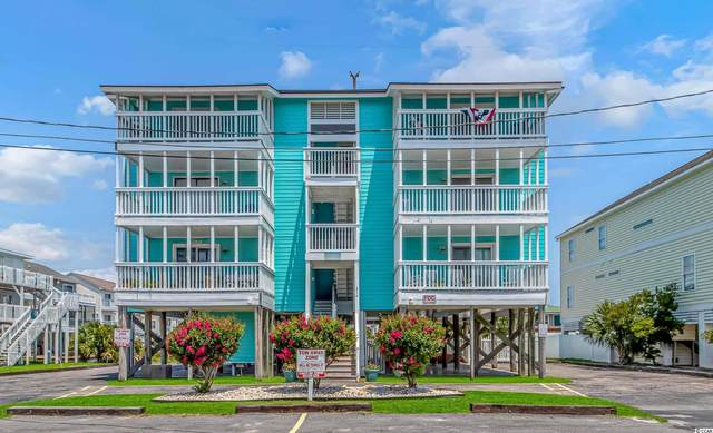 214 30th Ave. N 103-C, North Myrtle Beach, SC 29582 (MLS #2116234) :: Leonard, Call at Kingston