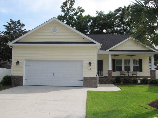 335 15th Ave. S, Surfside Beach, SC 29575 (MLS #2116241) :: Armand R Roux | Real Estate Buy The Coast LLC