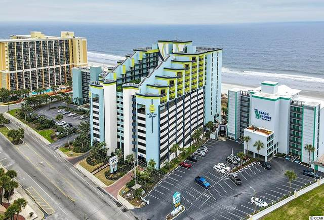 6804 N Ocean Blvd. #831, Myrtle Beach, SC 29572 (MLS #2116250) :: The Greg Sisson Team