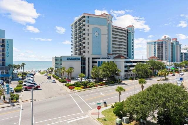 2311 Ocean Blvd. S #441, Myrtle Beach, SC 29577 (MLS #2116265) :: Coldwell Banker Sea Coast Advantage