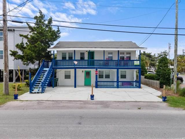 2005 Spring St., North Myrtle Beach, SC 29582 (MLS #2116297) :: Armand R Roux | Real Estate Buy The Coast LLC