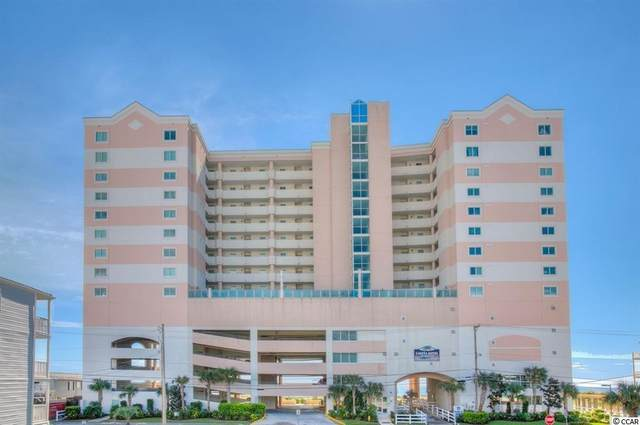 5700 N Ocean Blvd. #601, North Myrtle Beach, SC 29582 (MLS #2116298) :: Armand R Roux | Real Estate Buy The Coast LLC