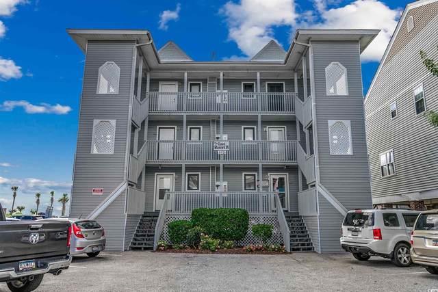 113 S Ocean Blvd. #201, Surfside Beach, SC 29575 (MLS #2116317) :: Armand R Roux | Real Estate Buy The Coast LLC