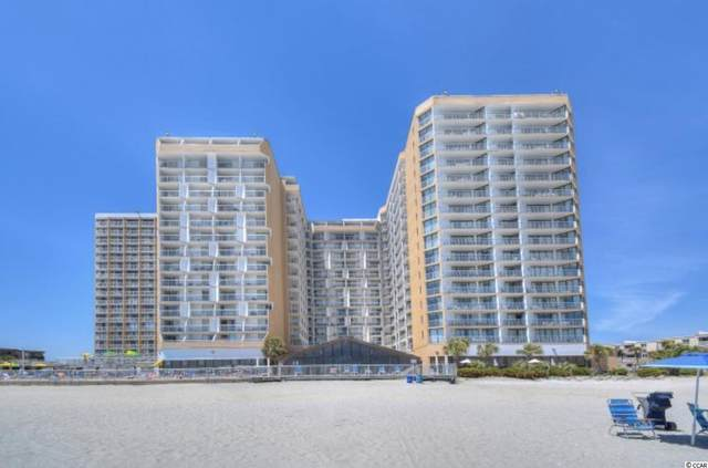 9950 Shore Dr. #523, Myrtle Beach, SC 29572 (MLS #2116318) :: The Lachicotte Company