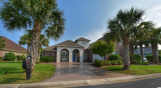 5203 Stonegate Dr., North Myrtle Beach, SC 29582 (MLS #2116322) :: Armand R Roux | Real Estate Buy The Coast LLC