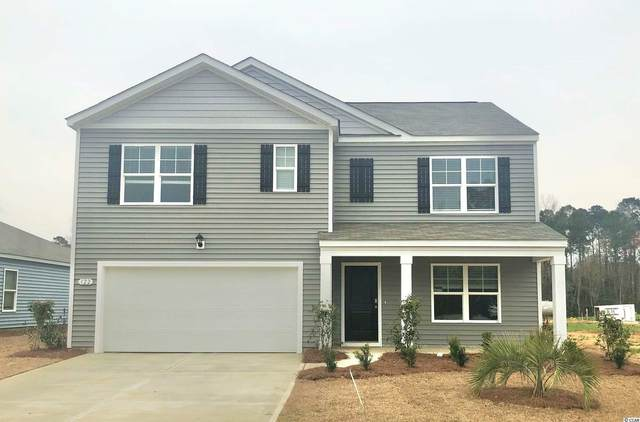 219 Pine Forest Dr., Conway, SC 29526 (MLS #2116339) :: Sloan Realty Group