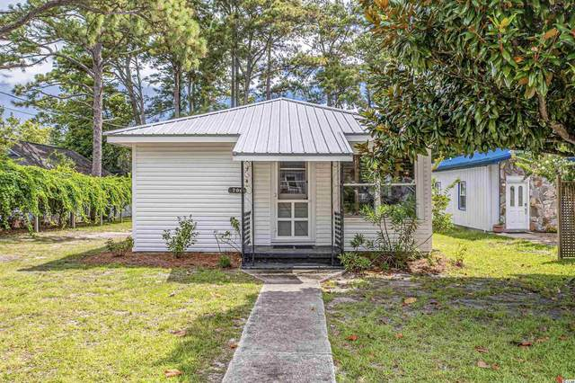 706 23rd Ave. S, North Myrtle Beach, SC 29582 (MLS #2116341) :: Armand R Roux | Real Estate Buy The Coast LLC