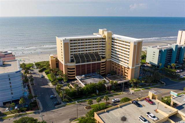 6900 N Ocean Blvd. #122, Myrtle Beach, SC 29577 (MLS #2116345) :: Surfside Realty Company